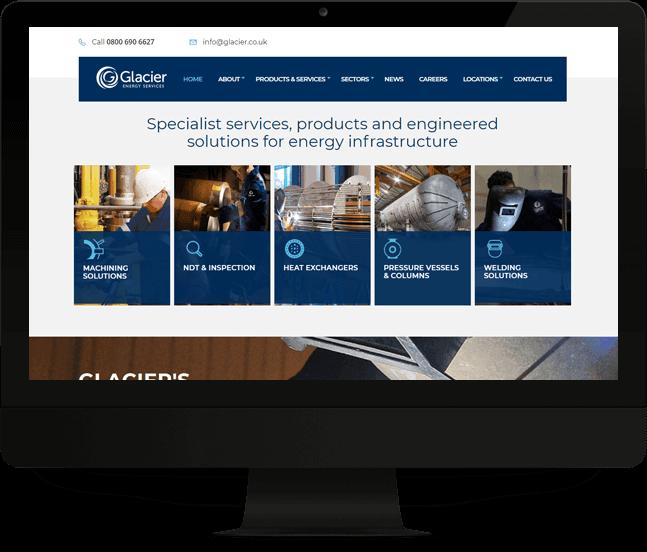 smarter desktop website