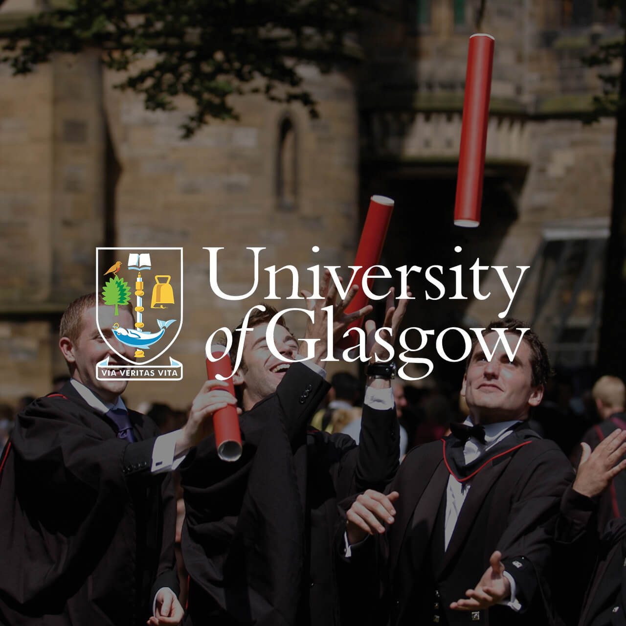 Our Clients - University of Glasgow Logo