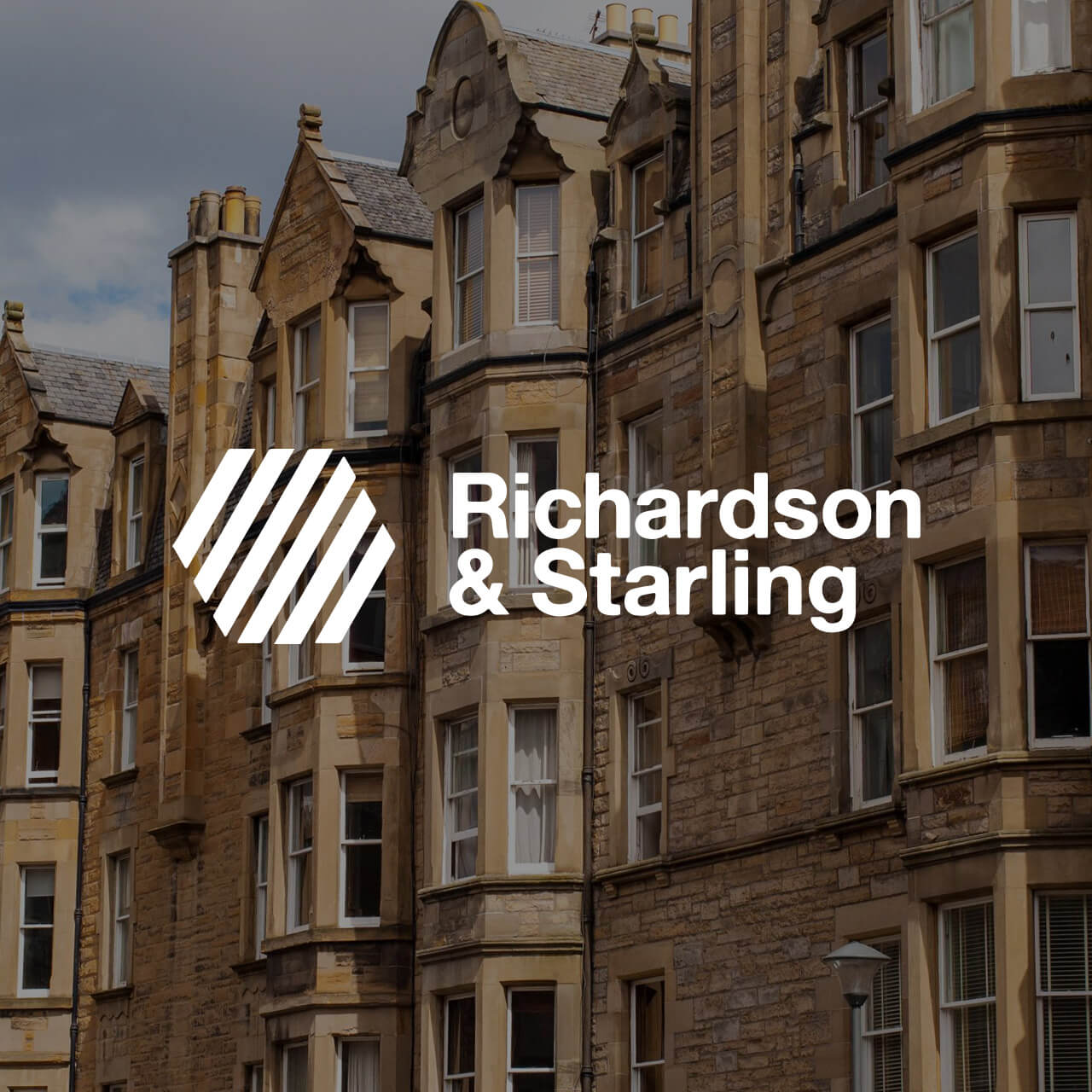 Our Clients - Richardson & Starling Logo