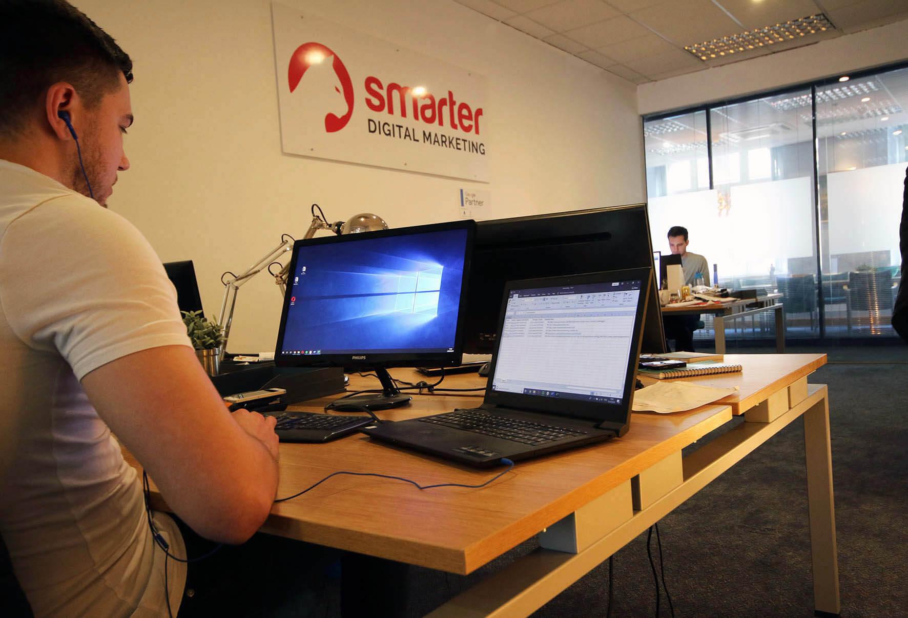 Smarter Digital Marketing Office 3